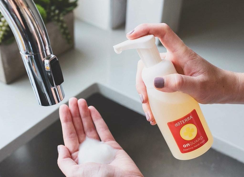 OnGuard Foaming Handwash